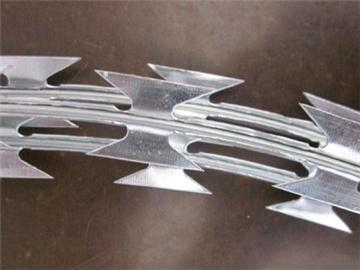 不锈钢刀片刺网
