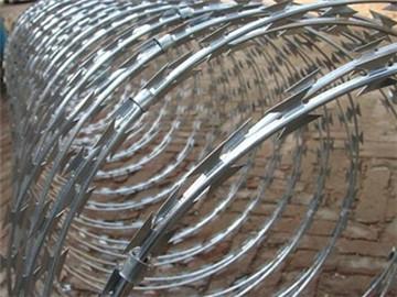 螺旋刀片刺网